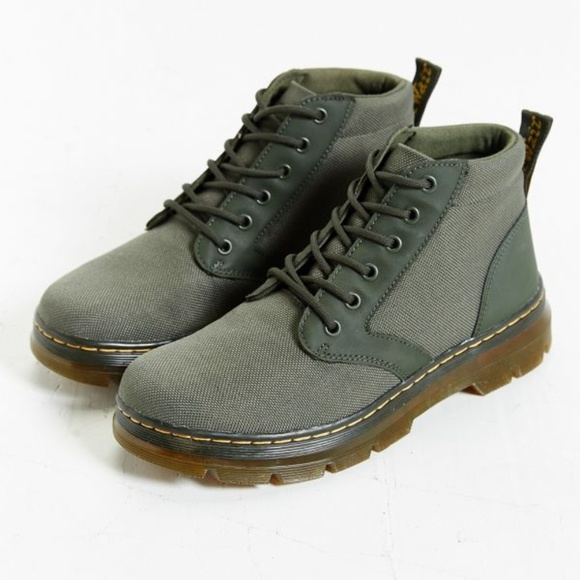 elegant in style new varieties factory authentic Dr. Martens Men's Bonny Chukka Boots Green